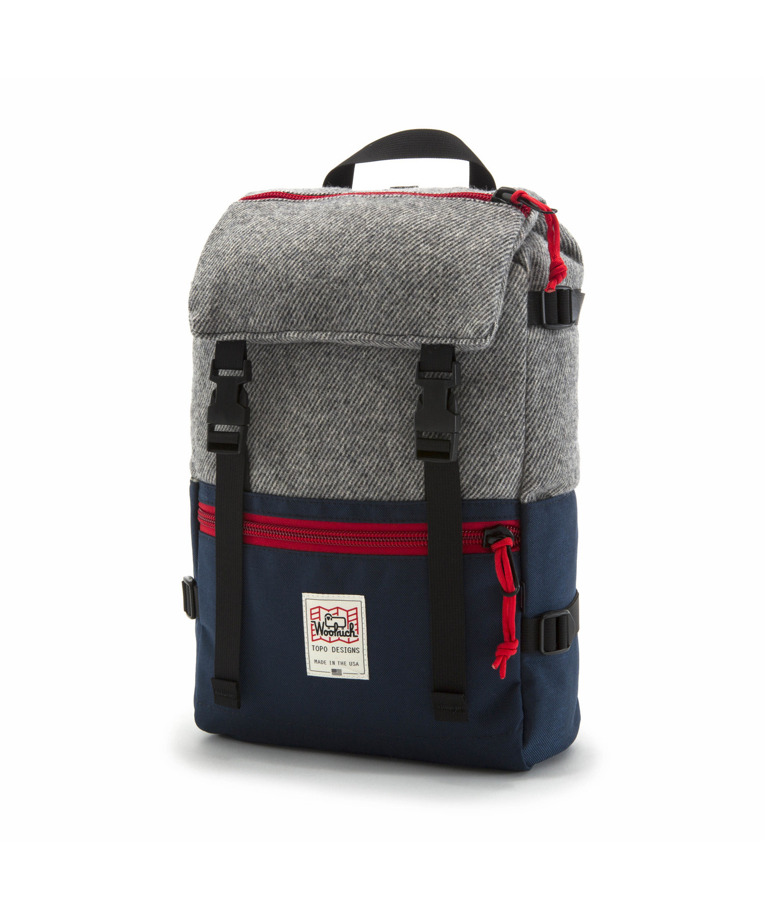 Rover Pack | Topo Designs & Woolrich